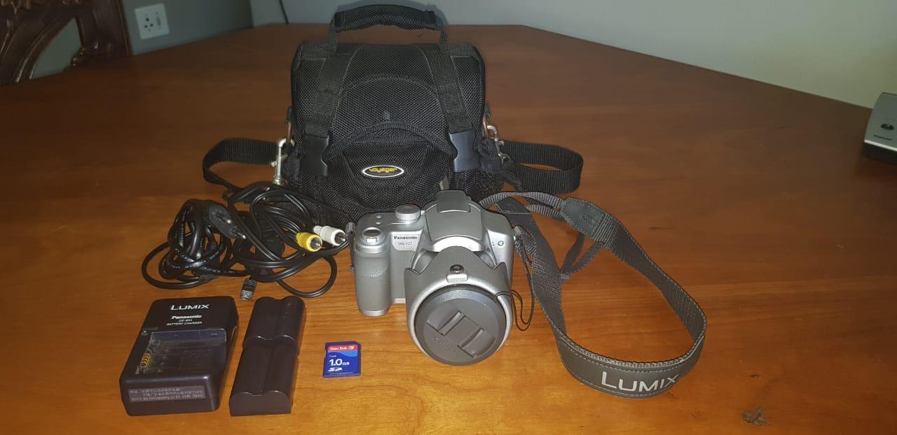PANASONIC DMX F-27 Digital Camera