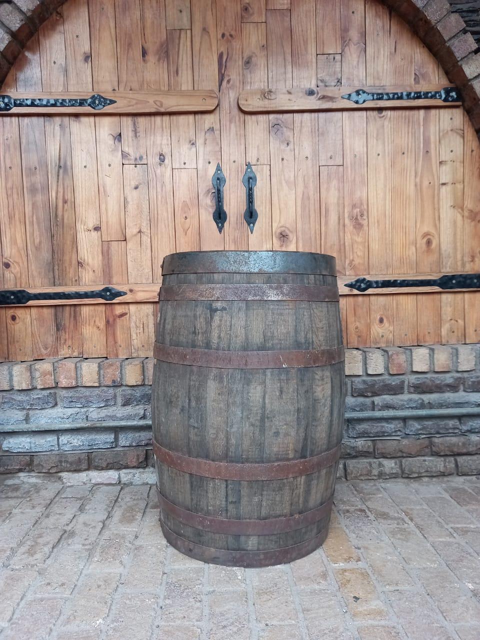 Whiskey barrels for sale
