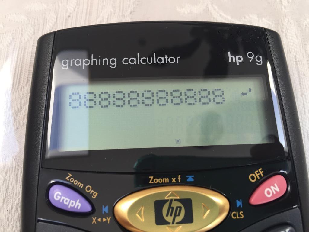 Hewlett Packard HP-9G Scientif...