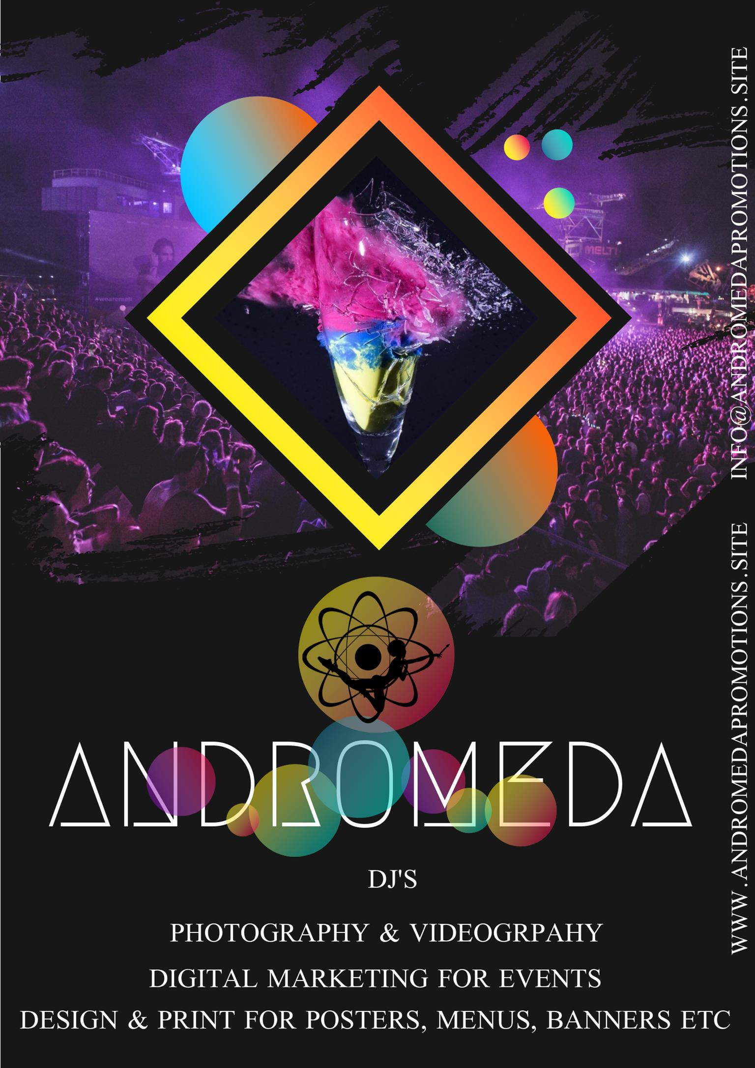Andromeda Promotions The Hub Of Creativity