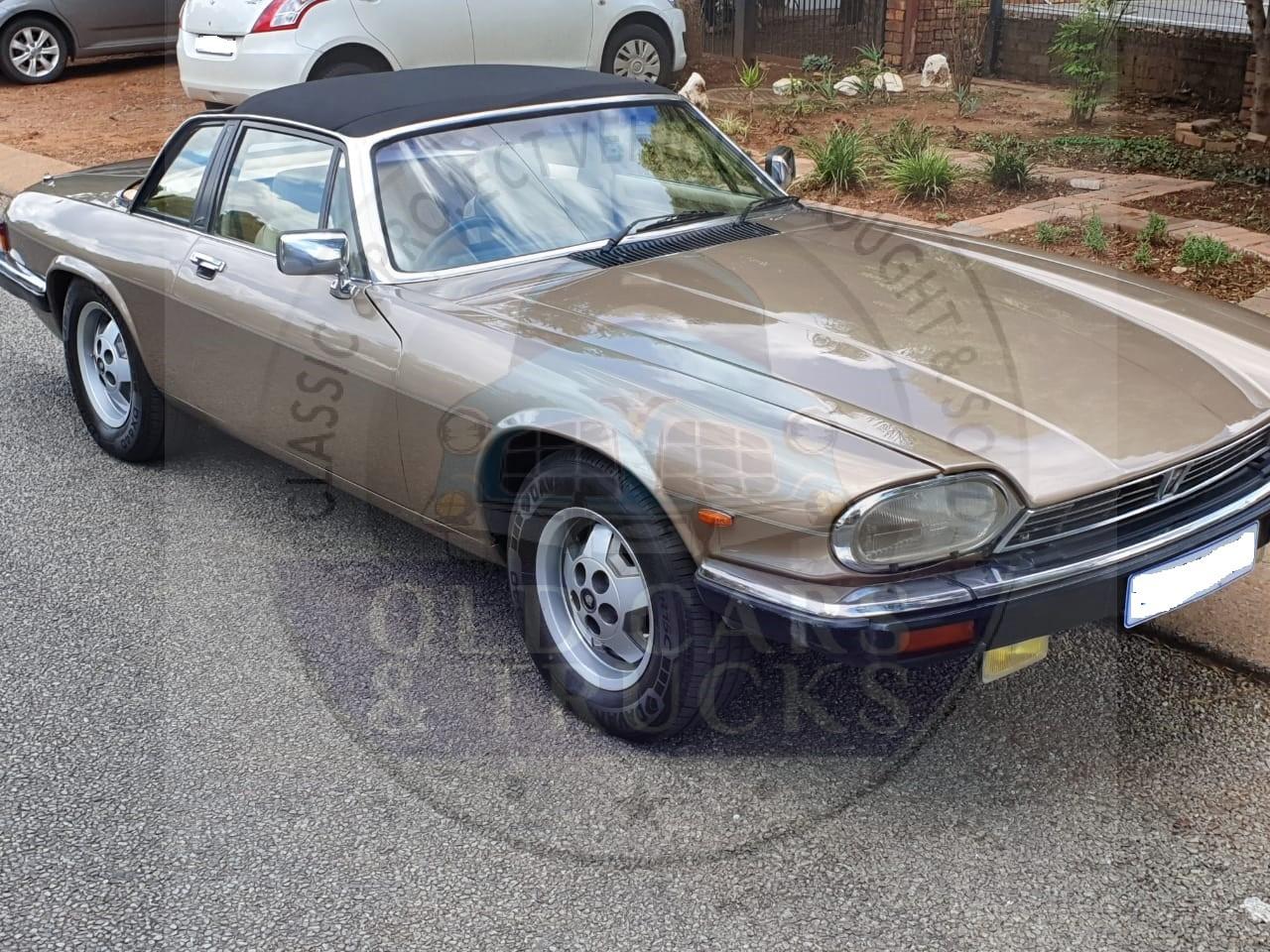 1984 Jaguar XJSE Cabriolet