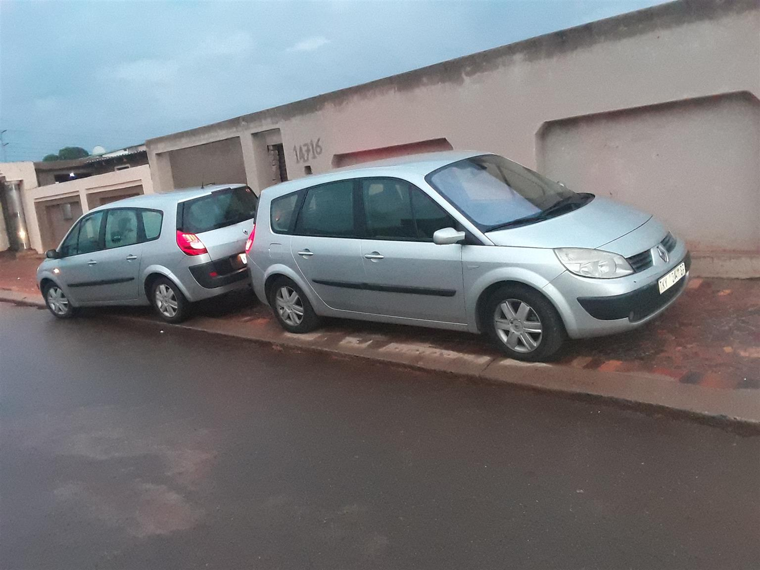 2009 Renault Scénic Grand  2.0 Expression