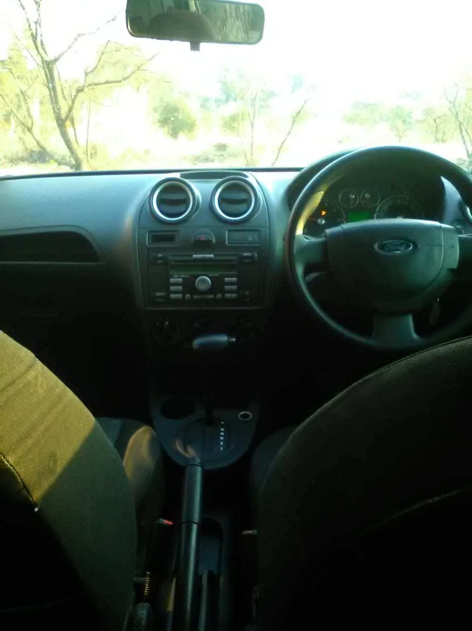 2005 Ford Fiesta 1.6 5 door Ambiente