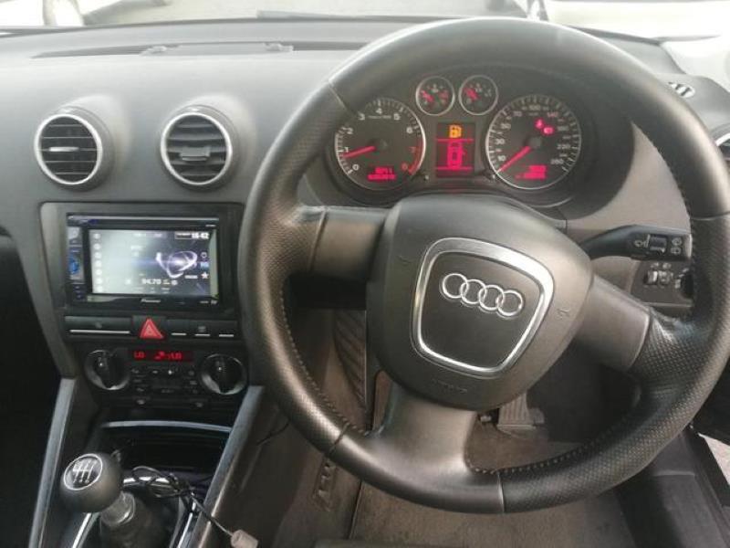 2006 Audi A3 1.8T Ambition