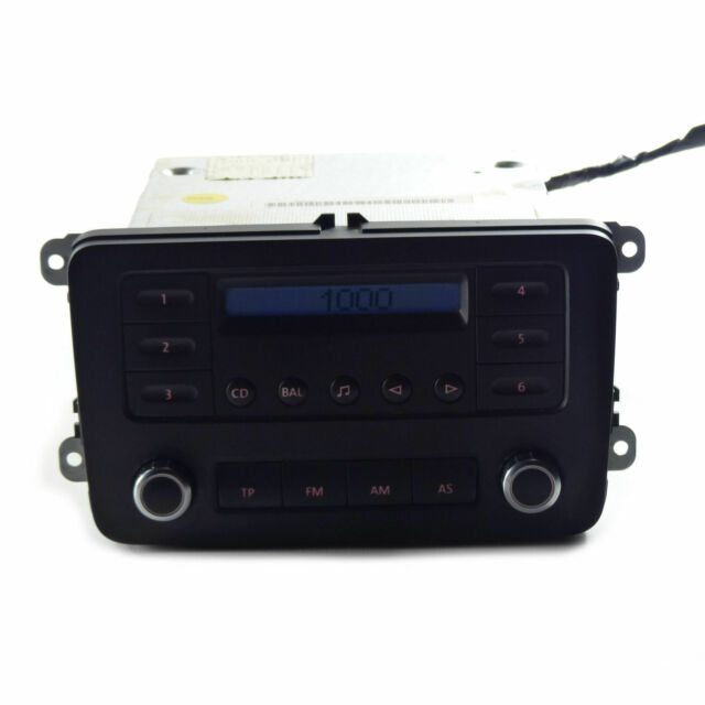 Original Volkswagen car radio