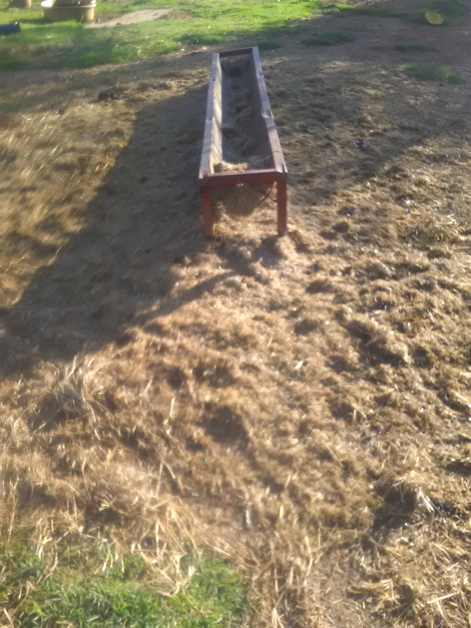 Feeding /Drinking Troughs for Cattle, Sheep, Goats and Pigs