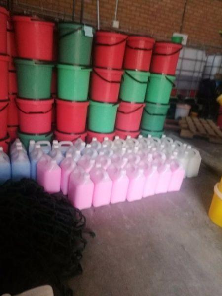 Washing powder Formulas and 30more detergents