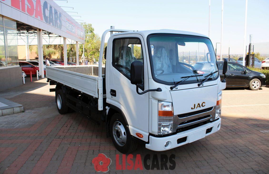 2020 JAC T8 double cab T8 1.9TDi LUX 4X4 P/U D/C