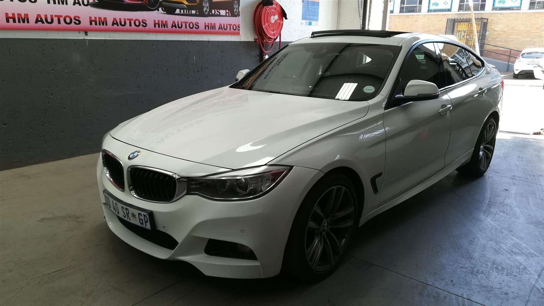 2014 BMW 3 Series 335i GT