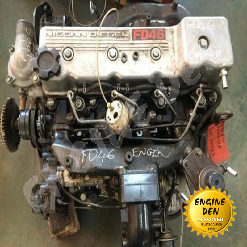 NISSAN CABSTAR FD46 USED ENGINE P.O.A