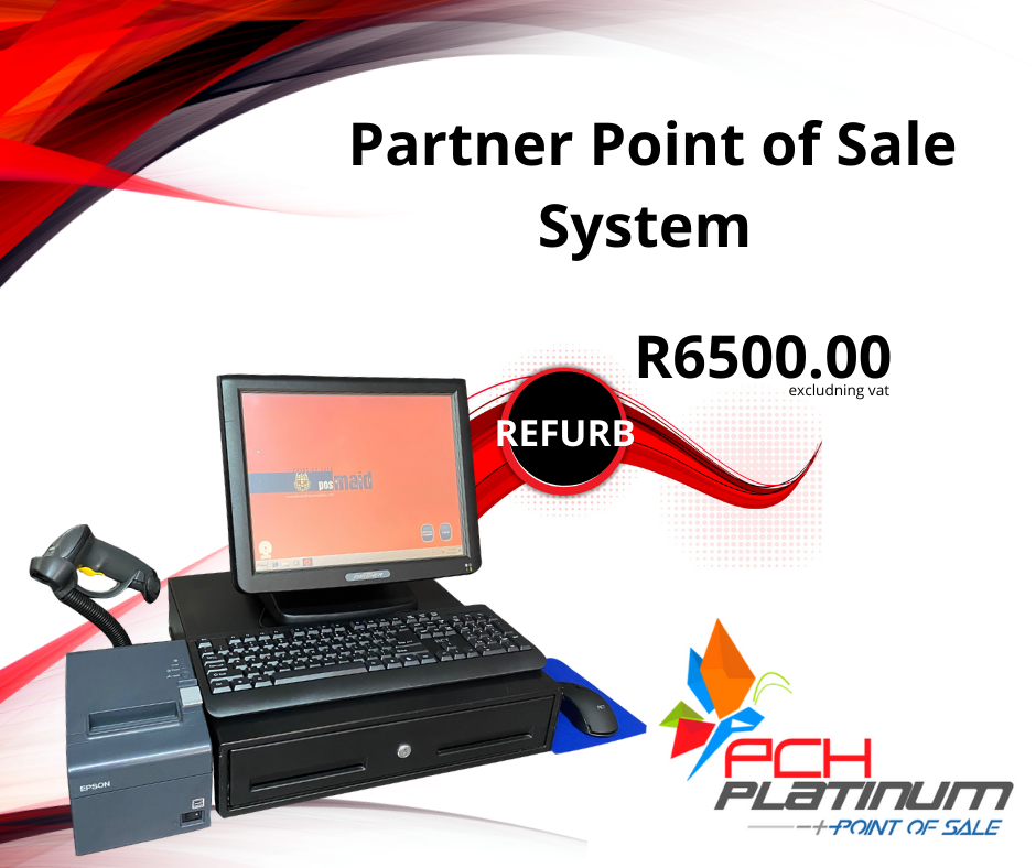 Partner Touch Point of Sale System