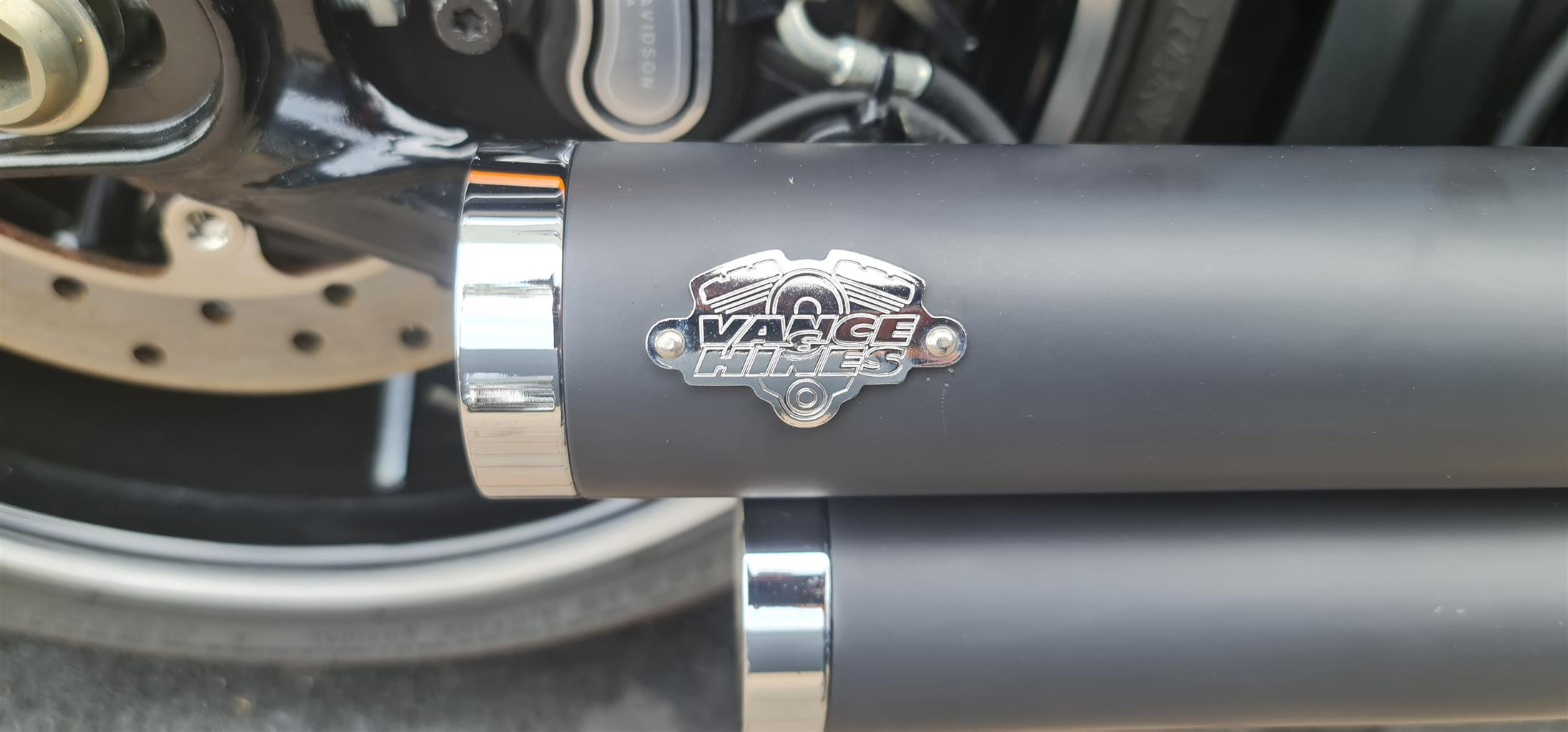 Vance & Hines system
