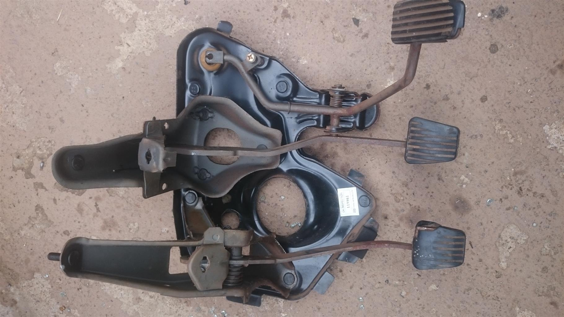 Car Accessories Aftermarket Pedals