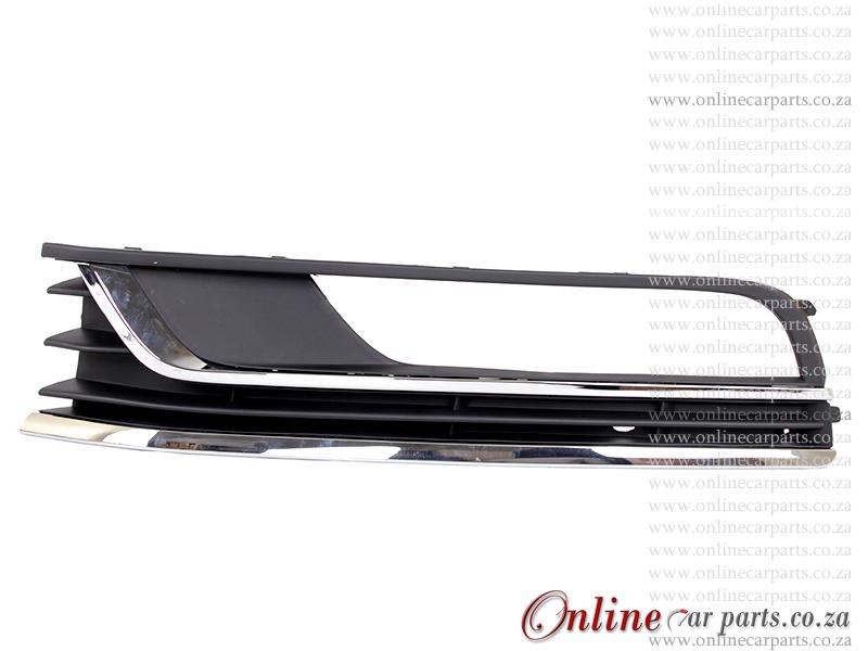 VW Passat MK 8 Left Hand Side Front Bumper Grille and CP Moulding P3 2011-