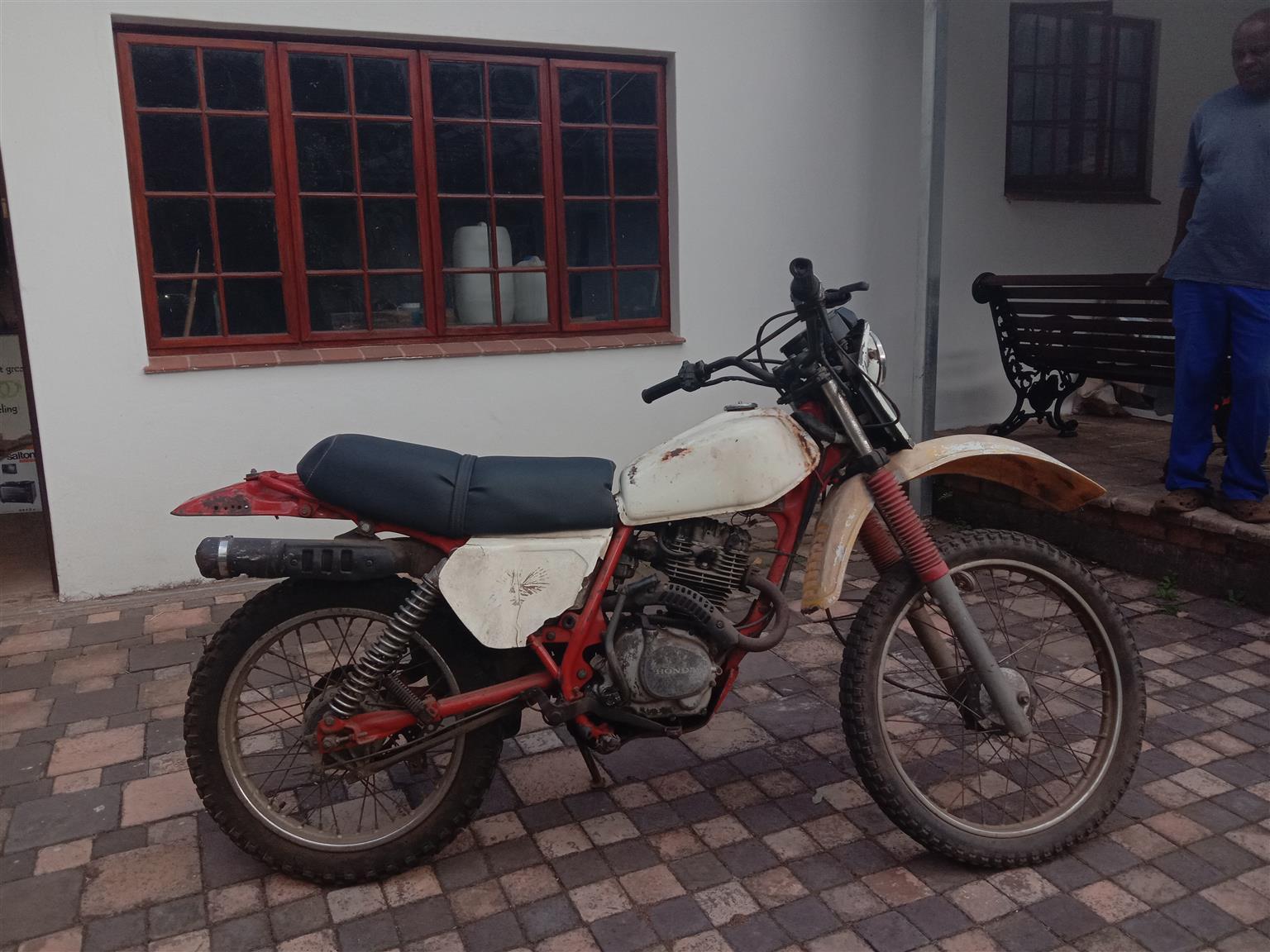 1980 Honda MSX125