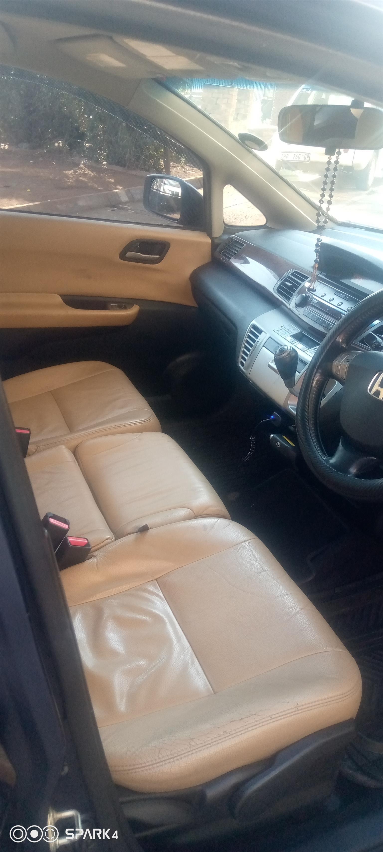 Honda frv 2.0i ivtec