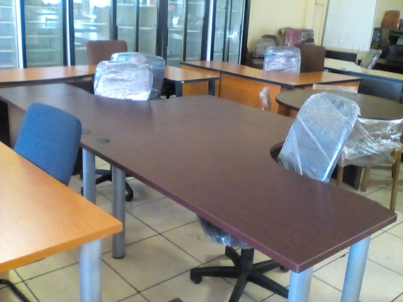 Mahogany office table