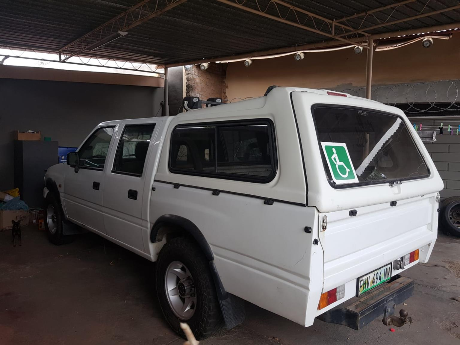 1997 Isuzu KB double cab KB 250 D TEQ HO X RIDER 4X4 P/U /D/C