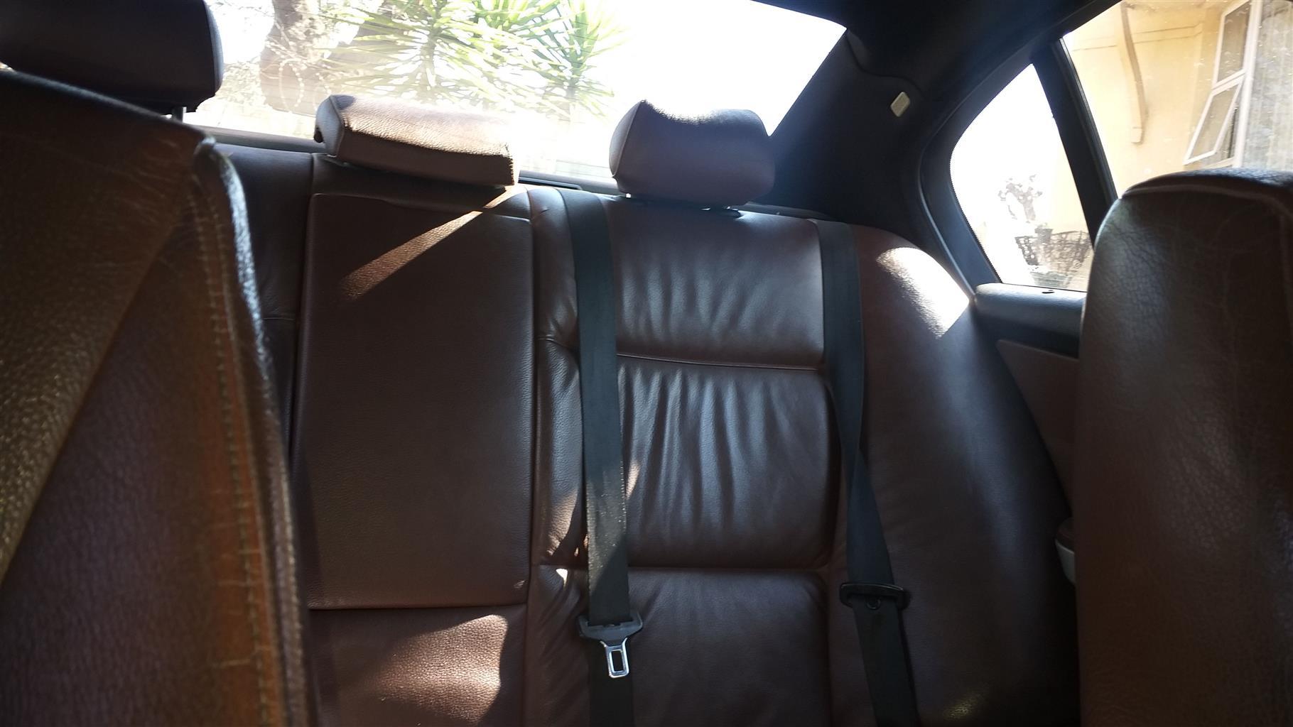 2008 BMW 3 Series 320d