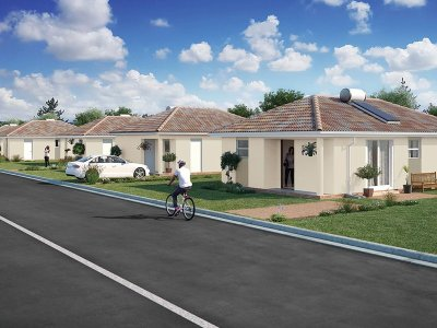 Affordable housing available in Crystal Park Benoni