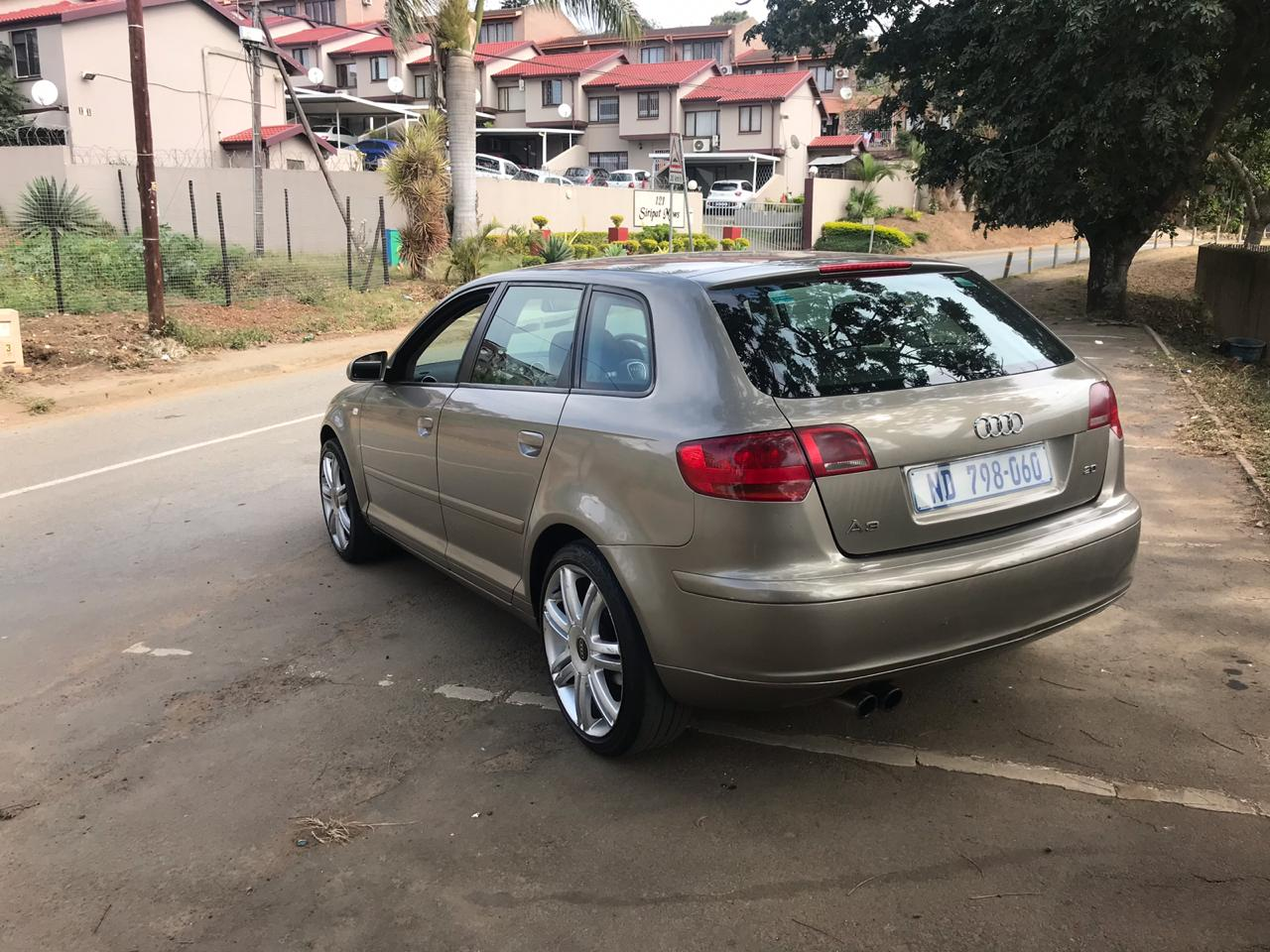 2008 Audi A3 3 door 2.0TFSI auto