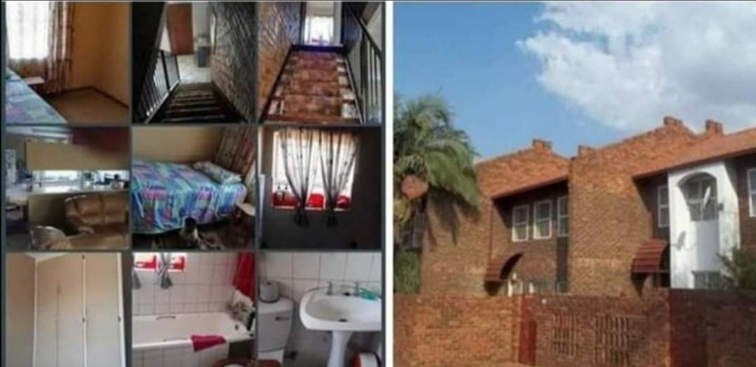 One single bedroom in two Bedroom duplex available in Garsfontein Pretoria