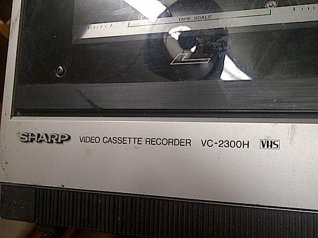 Video Cassette recorder & Camera