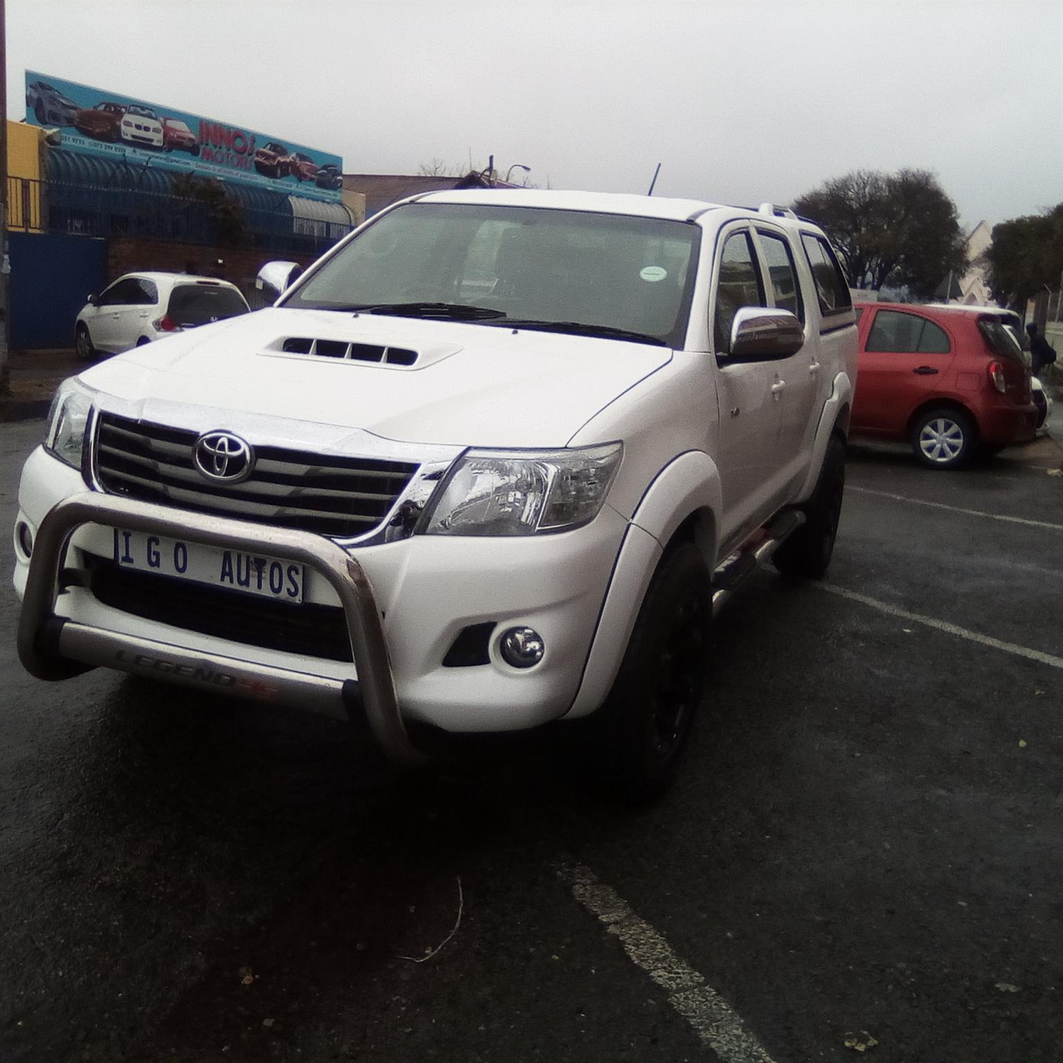 2016 Toyota Hilux 3.0D 4D double cab 4x4 Raider Legend 45