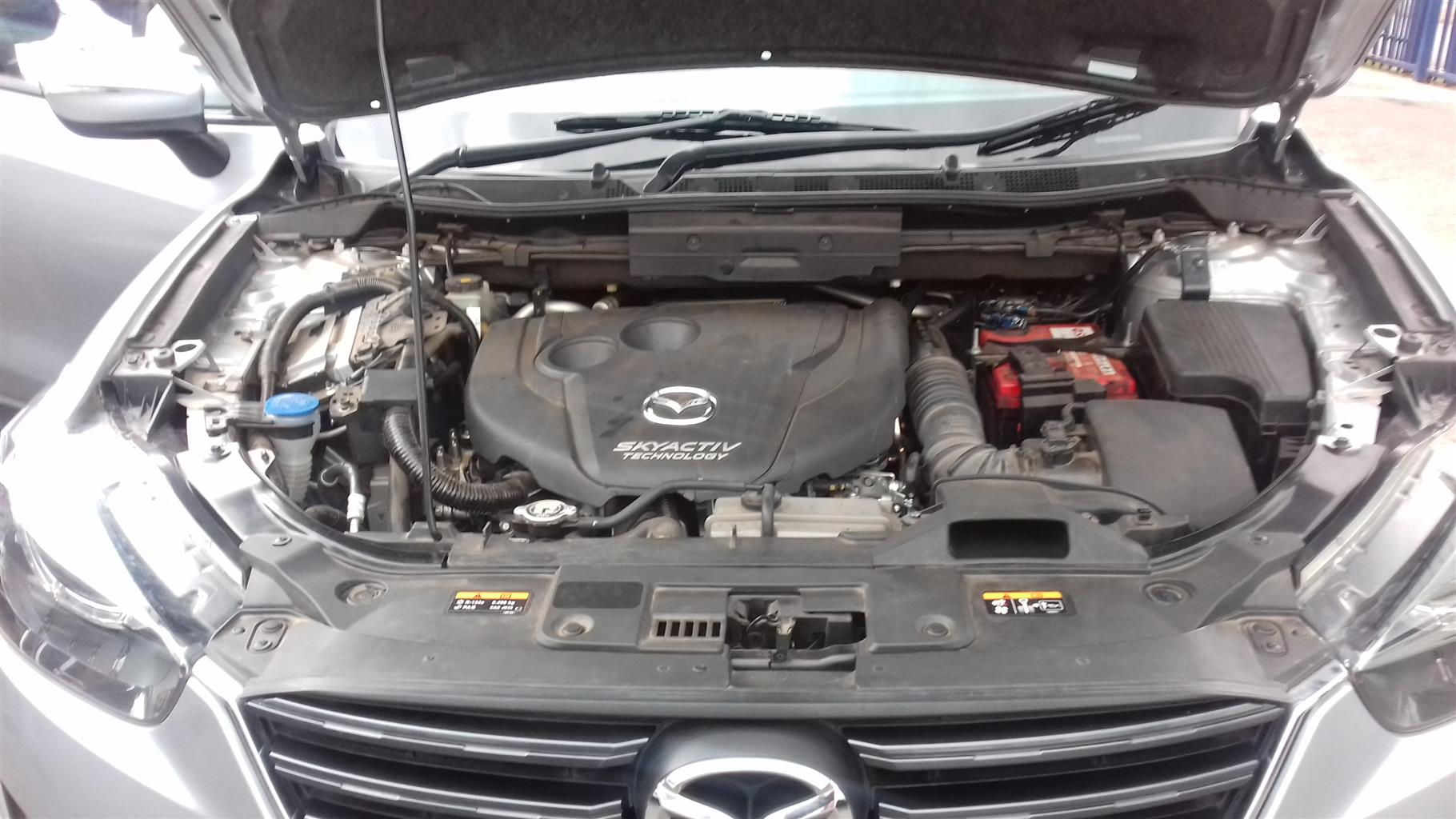 2015 Mazda CX-5 2.5 INDIVIDUAL A/T AWD