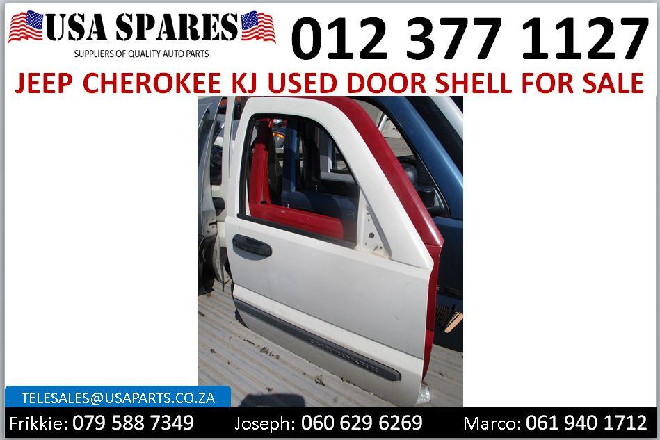 Jeep Cherokee KJ 2002-2007 used door shells for sale