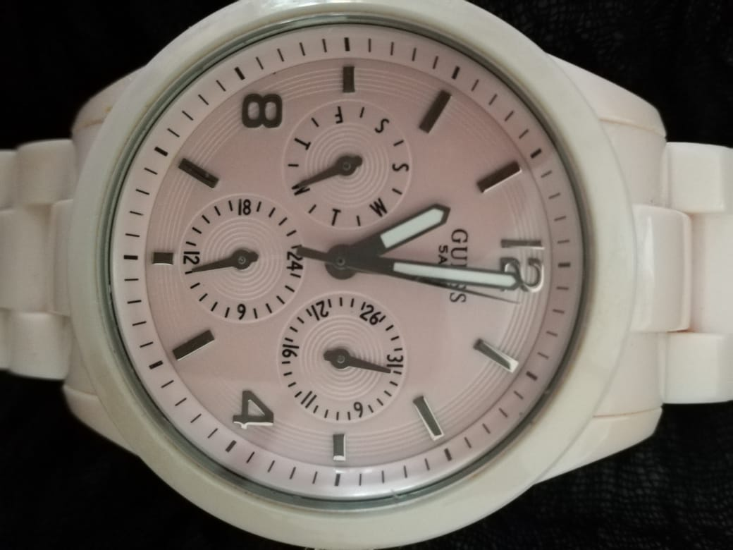 Guess ladies wrist watch