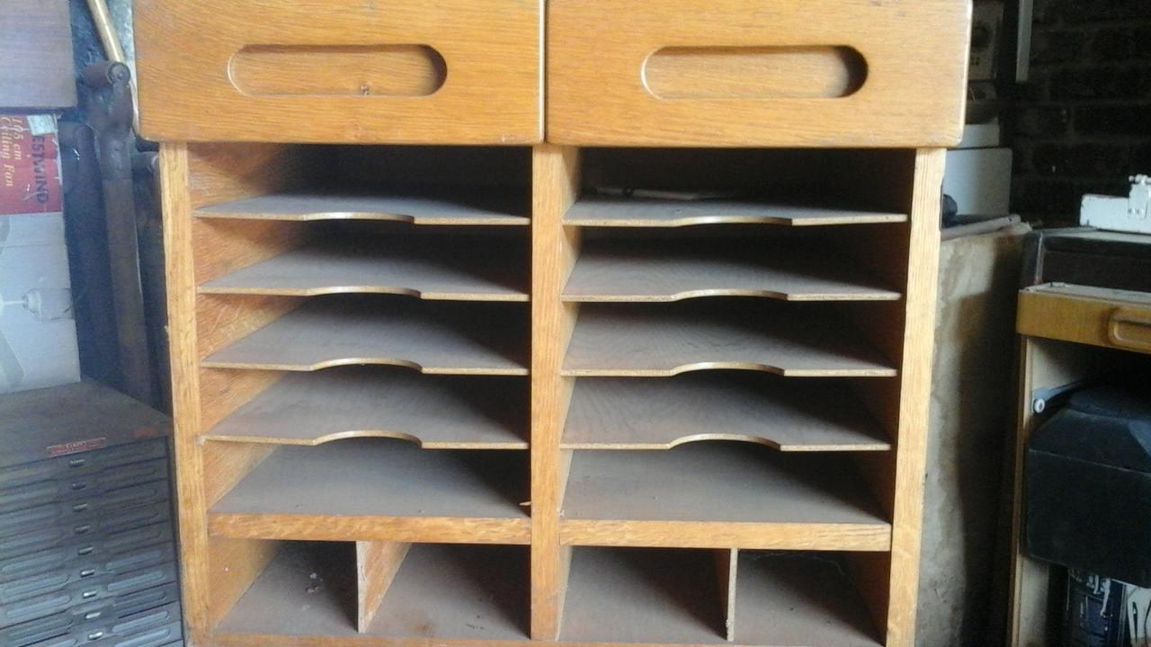 Cabinets  Draws
