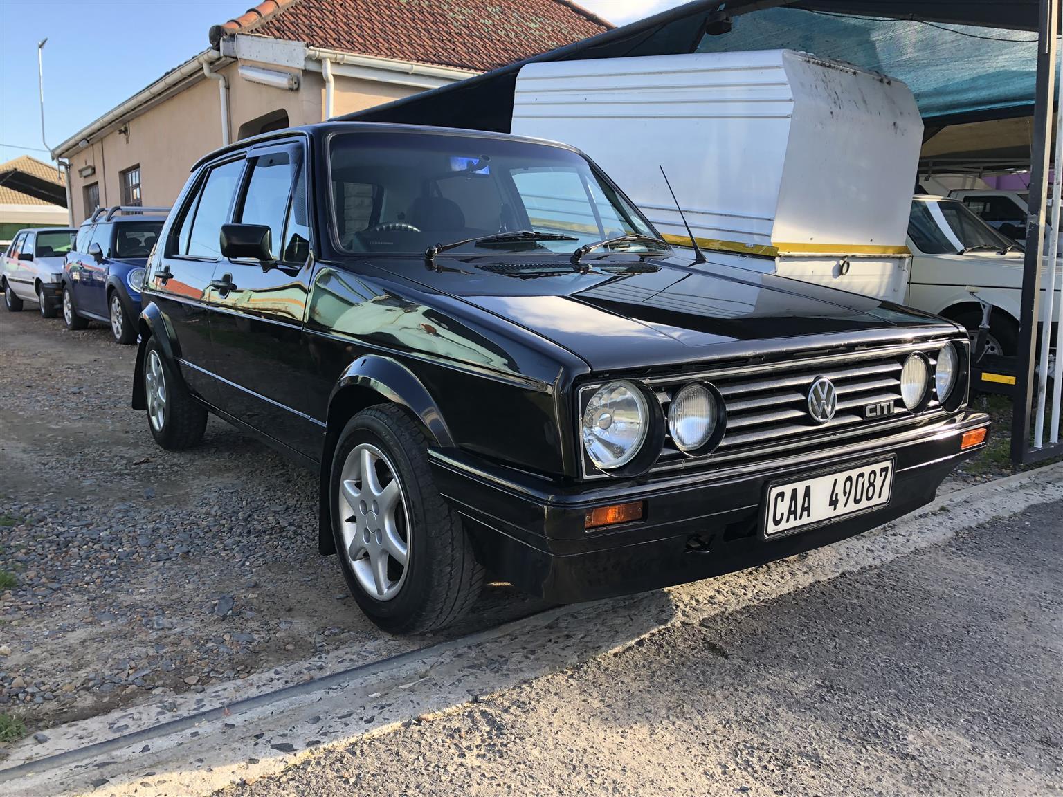 1998 VW Citi CITI 1.6i
