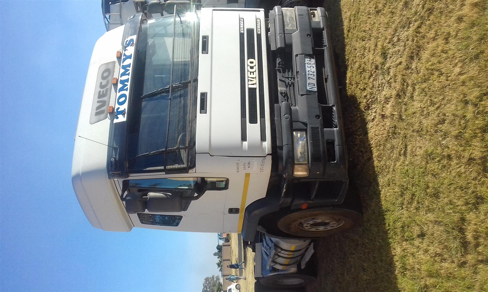 truck and trailers at a very affordable price