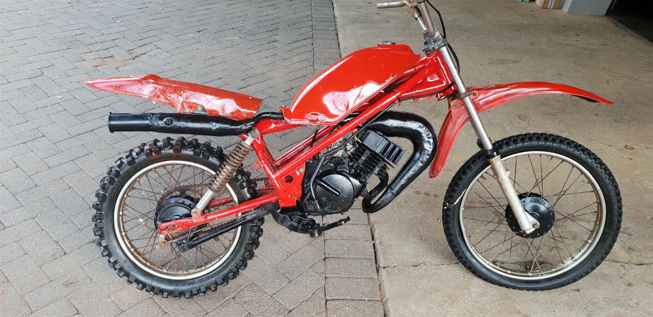 Honda MT 50
