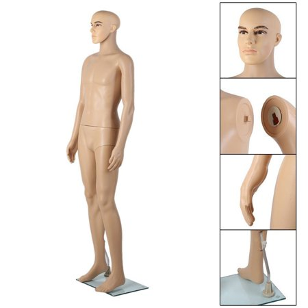 Male Mannequin with Stand Display