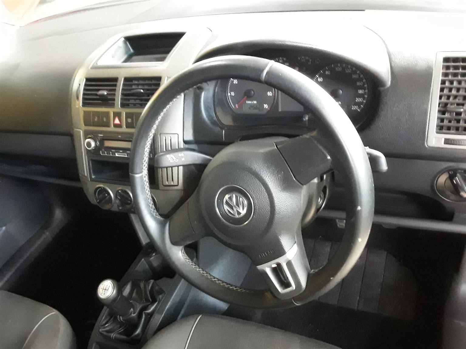 2013 VW Polo Vivo hatch 1.4 Eclipse