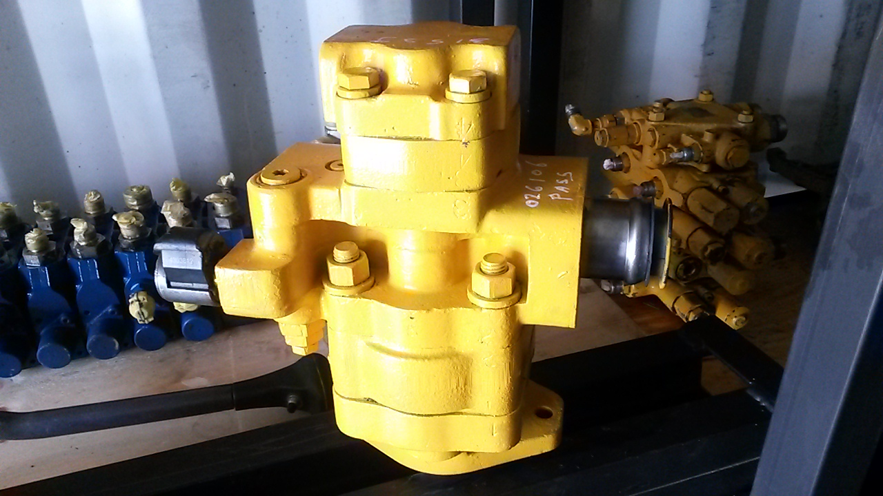 Bell 315SJ Hydraulic Pumps for Sale.  Reconditioned and tested.
