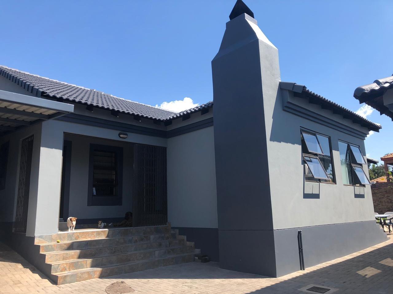 MODERN HOUSE IN PRETORIA NORTH