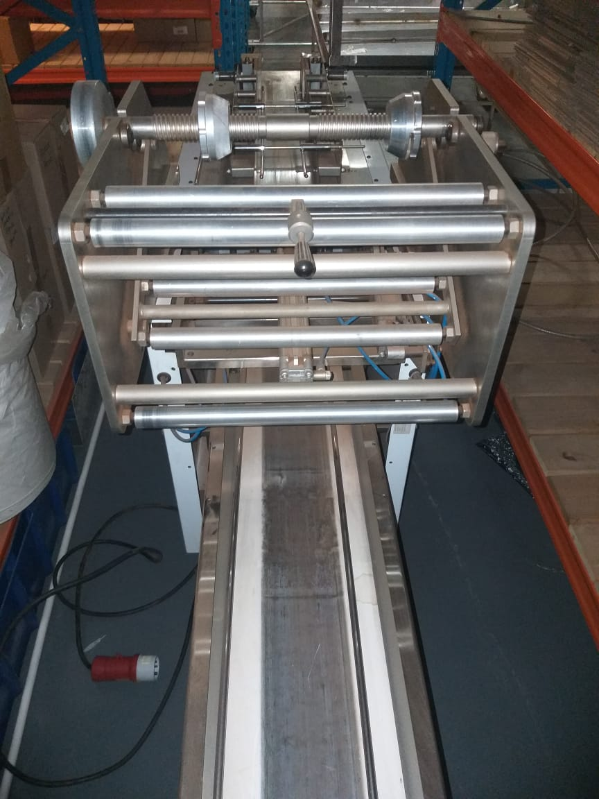 Maisa RX20 Overwrapping machine for sale