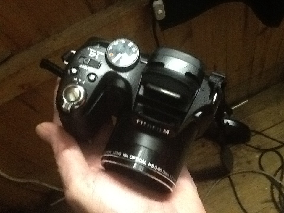 Fujifilm Finepix s2960 camera