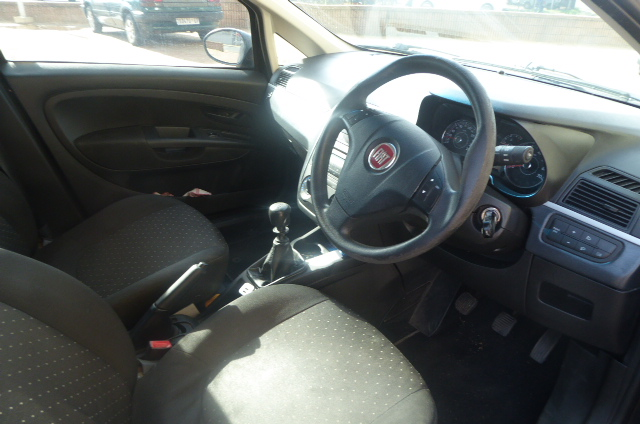 2014 Fiat Palio Grande  1.4 T Jet 5 door Dynamic
