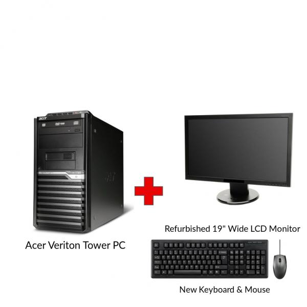 Refurbished Acer Veriton Tower PC