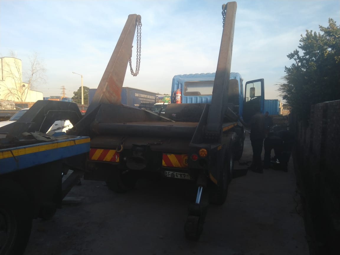 Trailer and Skip Truck available for you...