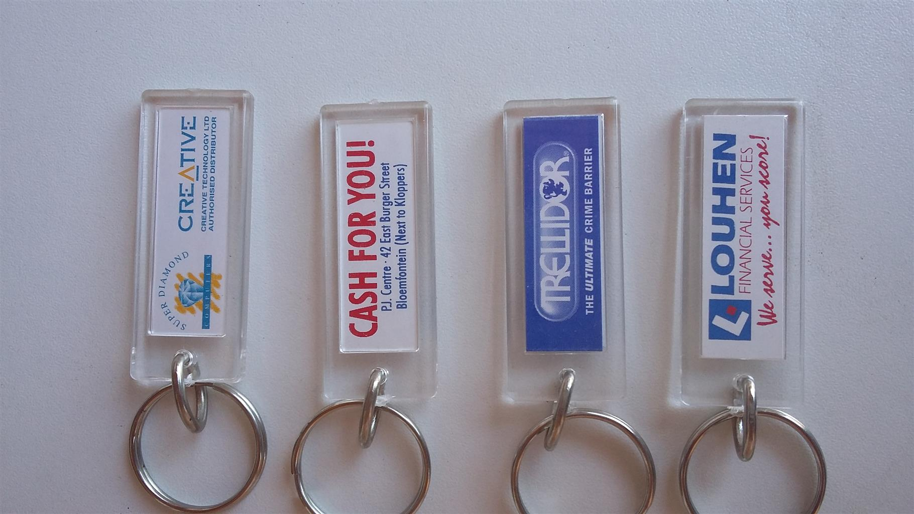 Injection Tool for Molding Keyring