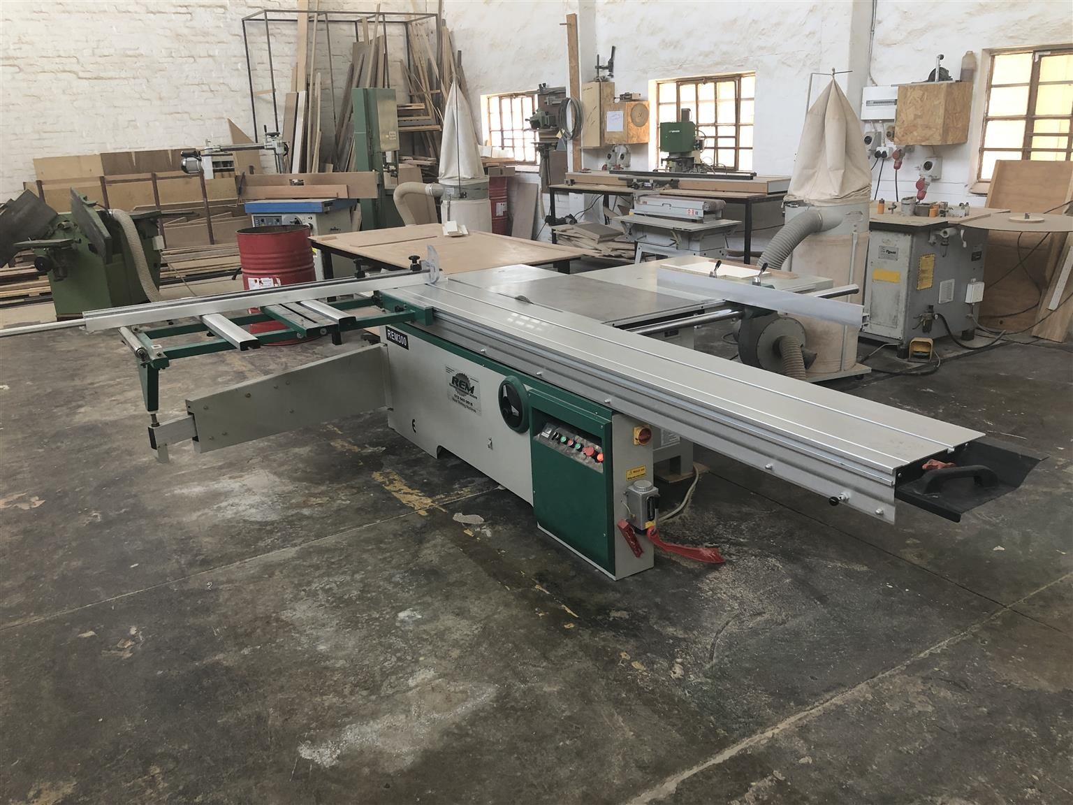 Woodworking Machinery For Sale Panel Saw Table Saw Grass Hinge Machine Junk Mail