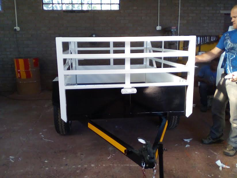 2m Utility trailers for sale