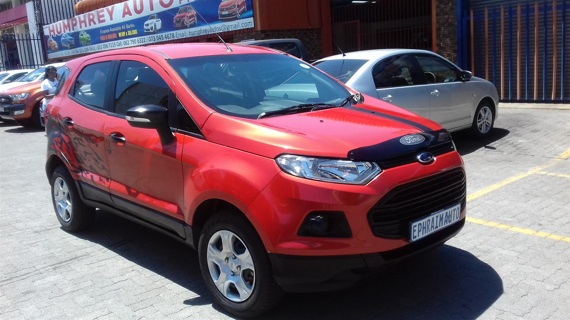 2018 Ford Ecosport 15 Ambiente Junk Mail