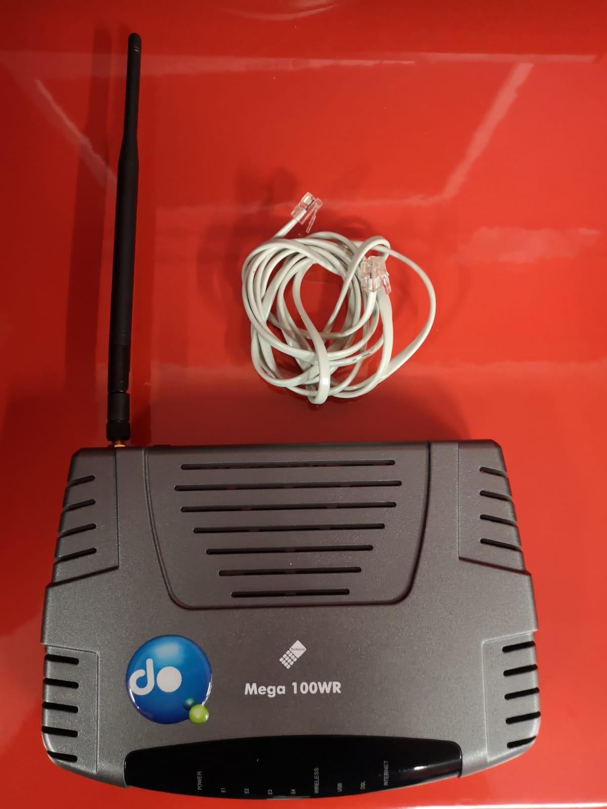 Telkom Mega 100W Router