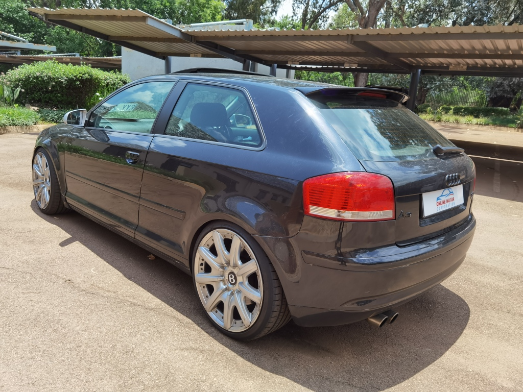 2005 Audi A3 3.2 quattro Ambition